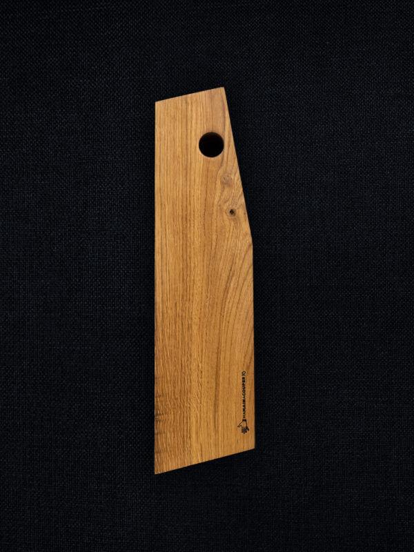 Planche à découper en chêne des Vosges
