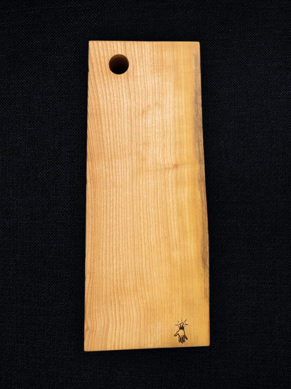 Planche à découper en frêne