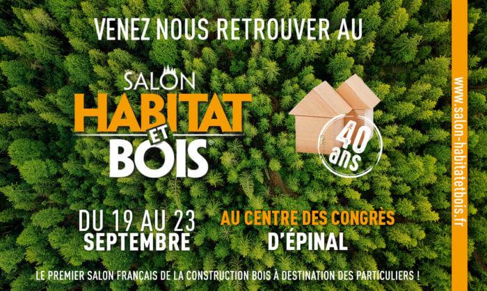 Salon Habitat et Bois 2019