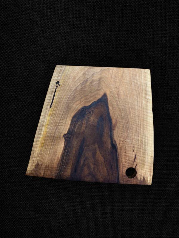 Planche à découper 0138 faite dans les Vosges par ma main à couper